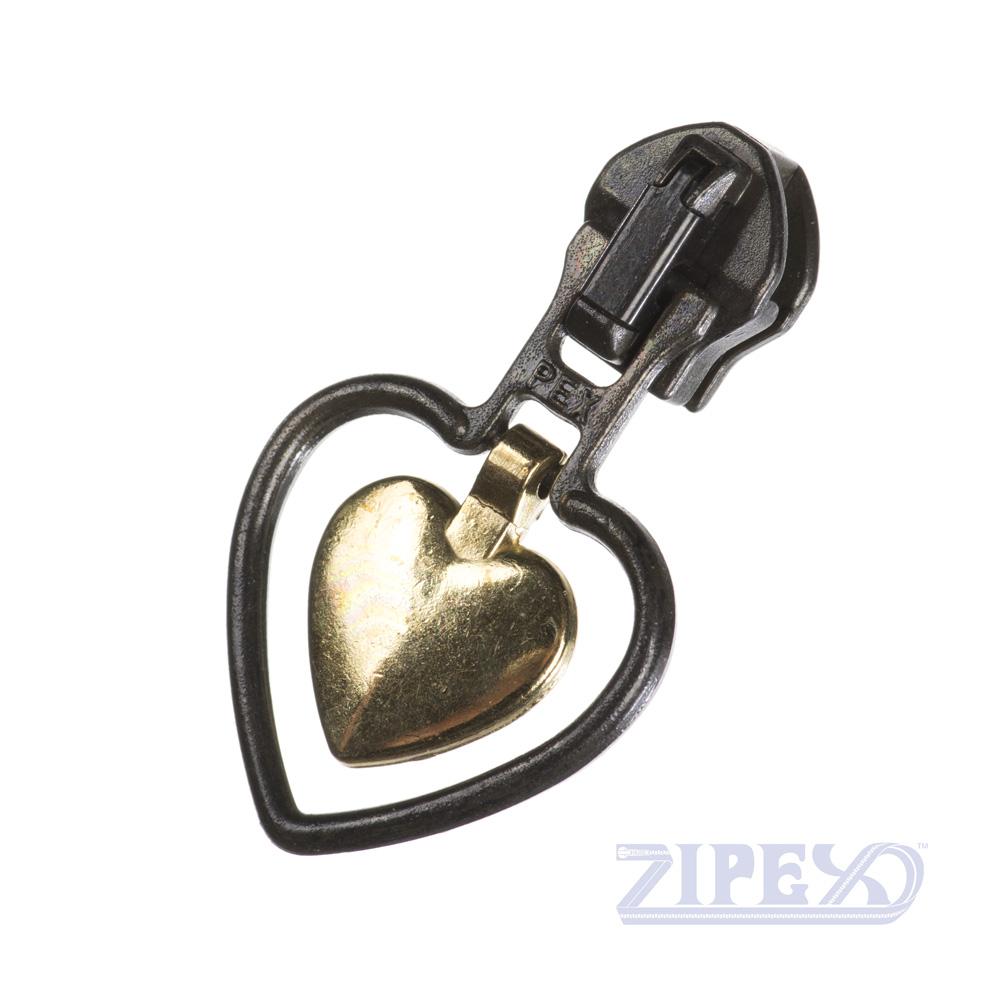 No17 Heart to Heart Slider Puller