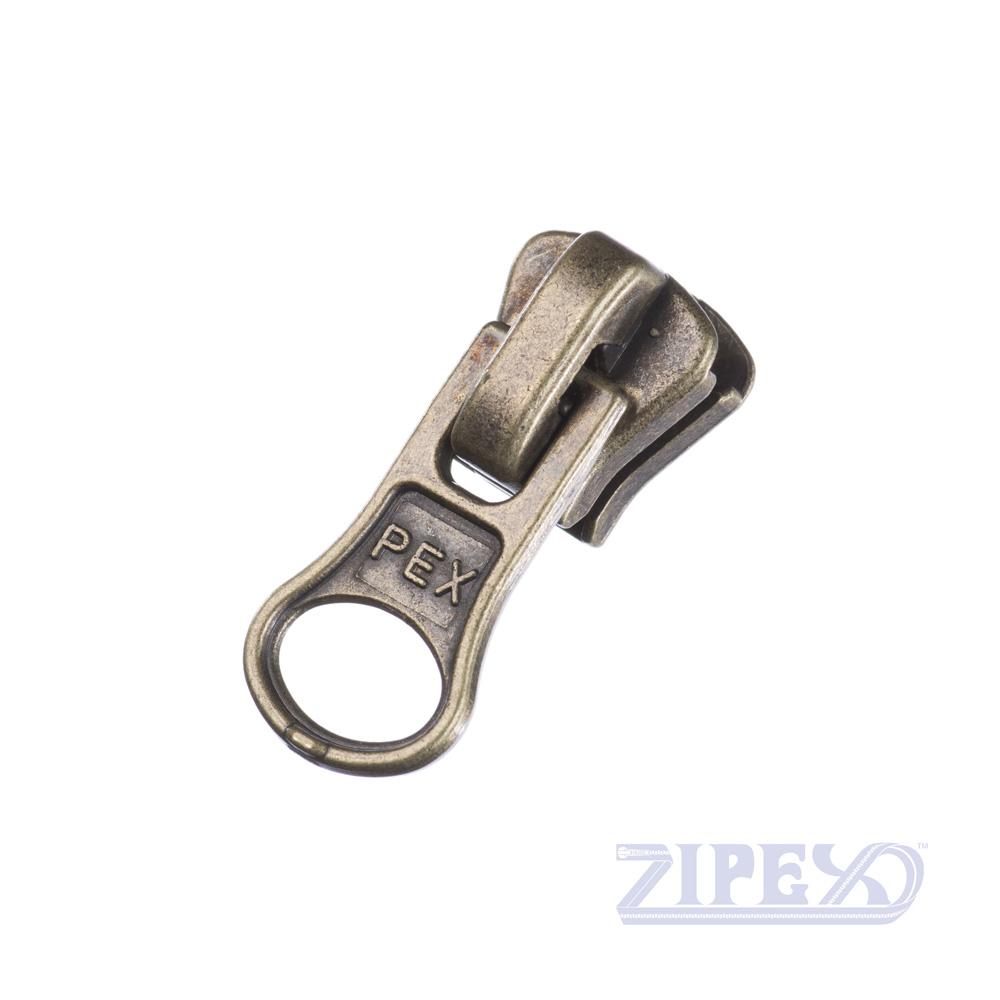 No35 Keyhole Zip Puller