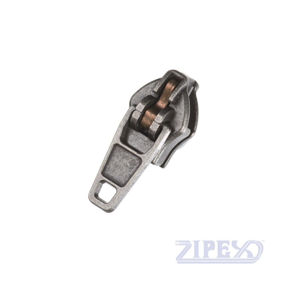 No80 Flat Lock Zip Slider Puller